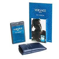 Мини-парфюм в чехле VERSACE Versace Man Eau Fraishe 20 мл