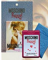 Пробник духов в чехле Moschino Funny  20 мл