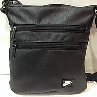 Мода случайные кожаный портфель  nike  оптом