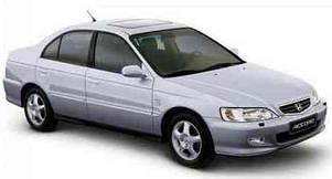 Тюнинг Honda Accord 6 1998-2002
