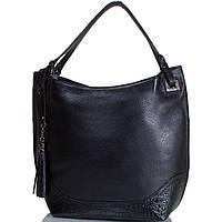 Сумка-баул (хобо) Desisan Женская кожаная сумка DESISAN (ДЕСИСАН) SHI2893-011-2FL