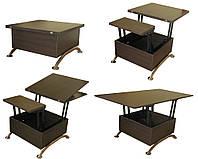 Стол трансформер +офис (раскладной) Эпсилон  (цвета на выбор)