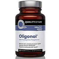 SALE, Продление молодости Oligonol, Quality of Life Labs, 30 кап.