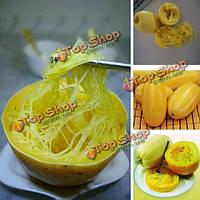10шт семена золото мочалку экзотические овощи семена