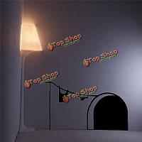 Мыши двери мыши отверстие этикета стены мультфильм мышь домой стикер стены декора дети декора виниловые наклейки