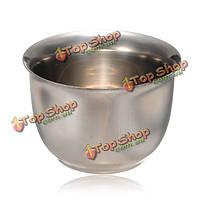 Нержавеющая сталь двухслойный изолированная чашка кофейная чашка кухне миску
