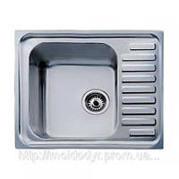 Мойка кухонная из нержавеющей стали Teka Classico 1C MTX микродекор