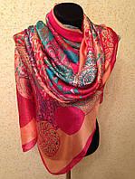 Очень широкий шарф 2790 (цв 7)