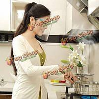 Креативный кухонный инвентарь сажи масла предотвращают маска