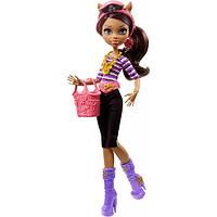 Monster High Клодин Вульф из серии Пираты Shriekwrecked Shriek Mates Clawdeen Wolf Doll