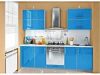 "Модульная кухня ""MIRROR GLOSS"" (Пластик), фото 1"