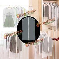 60 x 136см одежды костюм платье куртка Одежда свитер пальто пыли полупрозрачного покрытия