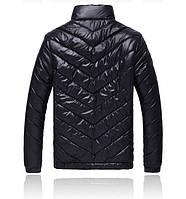 Мужская зимняя куртка,пуховик. Модель 053