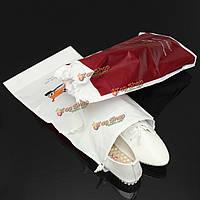 2шт корейский стиль путешествия портативный организатор сумки обувь для хранения