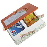 64 Polaroid Mini размер фото альбом карманы кредитной карты кейс для хранения книг