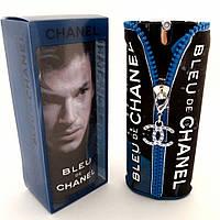 Мини-парфюм  Chanel Bleu de Chanel  40 мл в чехле (реплика), фото 1