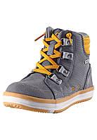 Демисезонные ботинки для мальчика Reimatec Wetter 569284-9390B. Размер 36-38.