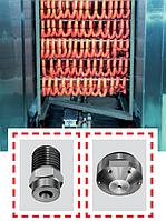 Форсунки для камер интенсивного охлаждения и душирования мясных изделий