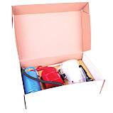 Набор покрасочный пневматический INTERTOOL PT-1502, фото 3