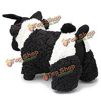 Гигантская панда любимчика косплей комбинезон зимний теплый хлопок бархат одежда