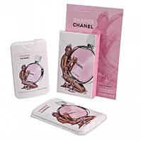 Духи (мини-парфюм) Chanel Chance Eau Tendre 50 мл в стильном чехле с фотопечатью