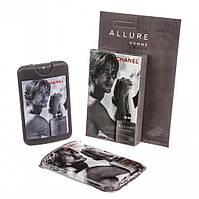 Духи CHANEL Allure Homme Sport EXTREME 50 мл в стильном чехле с фотопечатью (реплика), фото 1
