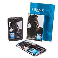 Духи (мини-парфюм) VERSACE Eau Fraishe Man 50 мл в стильном чехле с фотопечатью, фото 1