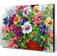 Парад любви цифровой живописи маслом поделок нефти номера комплектов бескаркасных холст стены декора подарок 40x50cm