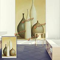 Ваза жалюзи живопись Паг рольставни фоне стены окна декор занавес рисунок