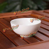 Чистый белый керамический чашка фарфора кунг-фу чашку чая китайский фарфор чай посуда