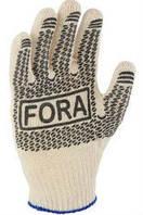 Перчатки Doloni Фора белые 3 пар/уп
