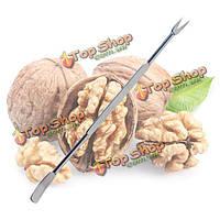 Продовольственные инструменты вилки иглы омара нержавеющей стали ореха краба