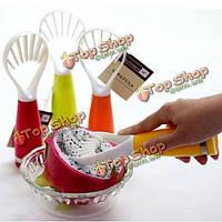Многофункциональный инструмент фрукты копать копать ложкой среза