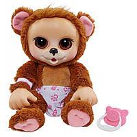 Мягкая игрушка Мишка с соской Animal Babies Nursery Baby Bear