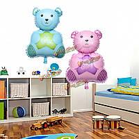 Большой медведь алюминий украшение партия воздушный шар фольги ребенка день рождения игрушка малыша подарок