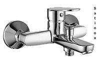 Смеситель для ванны Laska satinox 10040S