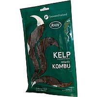 Seaweed Iceland, Atlantic Kombu, Kelp, Raw, Wild Hand Harvested, 1.76 oz (50 g)
