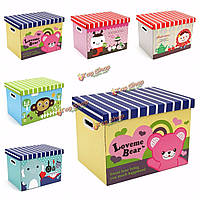 Дети дети большие поделки хранения игрушка коробка девушки парни книги грудь одежда белье случай проложенный подарок кейс