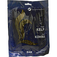 Seaweed Iceland, Royal Kombu, Sweet Kelp, Raw, 1.76 oz (50 g)