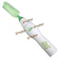 Творческие электрический метелками для пыли электрическая щетка для очистки пыли