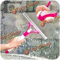 Опрыскивание стекло стеклоочиститель мыло очиститель уборка щетка для чистки