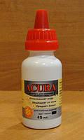 Жидкость для заправки обувных губок Acura чёрная