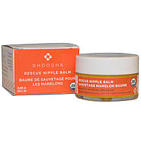 Shoosha, Organic, Rescue Nipple Balm, 0.68 oz (20.1 ml)