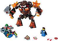 LEGO Nexo Knights Инфернокс и захват королевы  Infernox Captures the Queen Building Set 70325