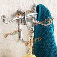Цинковый сплав держатель ванной стрекоза стены крюк вешалка для одежды шляпа полотенце