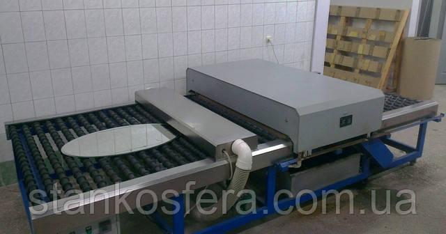 RT-1600K машина для мойки и сушки стекла шириной до 1600 мм