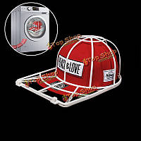 Абс фуражка анти деформации моющее устройство спортивная шапка шайба очиститель