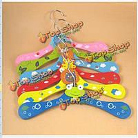 Детей деревянные вешалки детские мультфильм деревянные вешалки