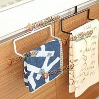 Многофункциональный ящик дверь крюк полотенце железнодорожных кухня вешалка кухонное полотенце шельфа