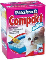 Песок Vitakraft Compact, для кошек, 4кг 14029